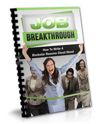 Job Breakthrough