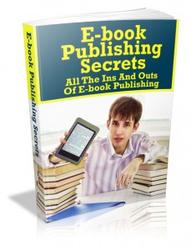 E book Publishing Secrets