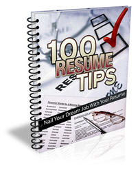 101 Resume Writing Tips