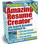 New - Amazing Resumes!
